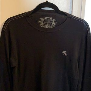 Mens medium express waffle shirt